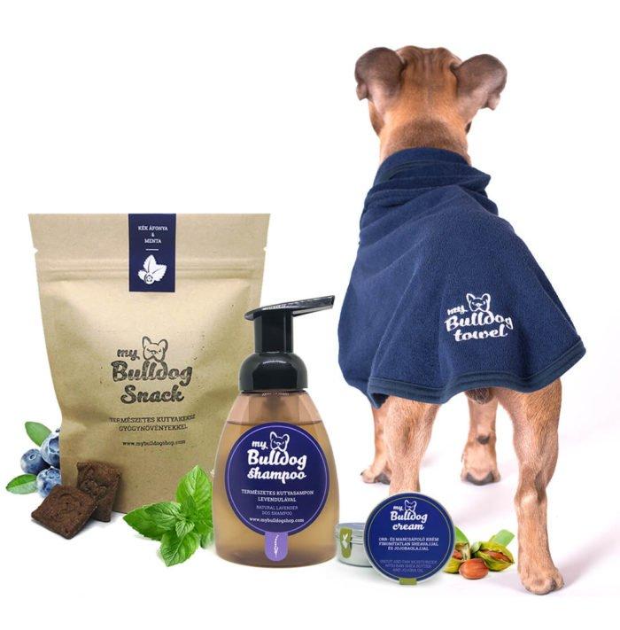 termeszetes kutyakozmetikum