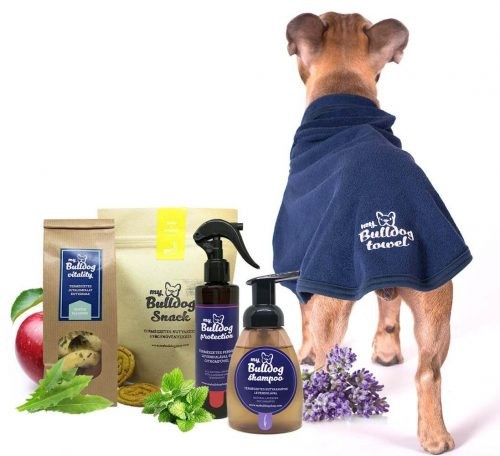 termeszetes kutyasampon csomag